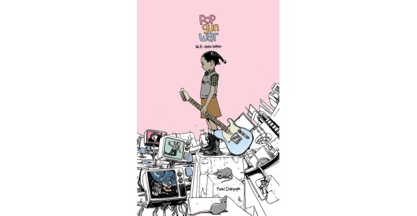 Farel Dalrymple delivers POP GUN WAR sequel this June