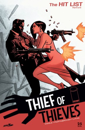 Thief Of Thieves #25