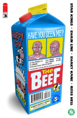 The Beef #3 (Of 5)
