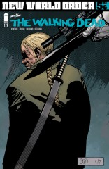 The Walking Dead #179