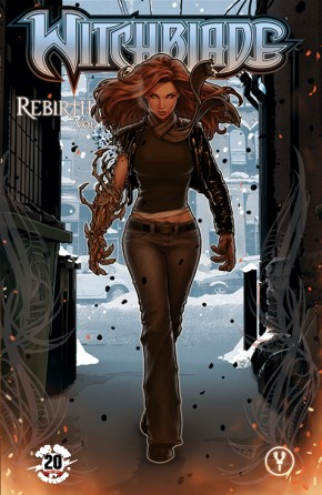 Witchblade: Rebirth Vol. 1 TP