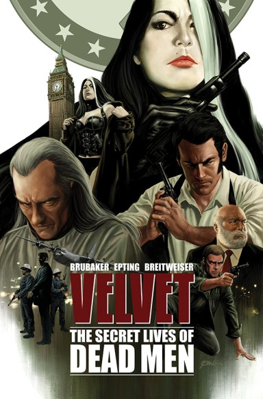 Velvet, Vol. 2: The Secret Lives Of Dead Men TP