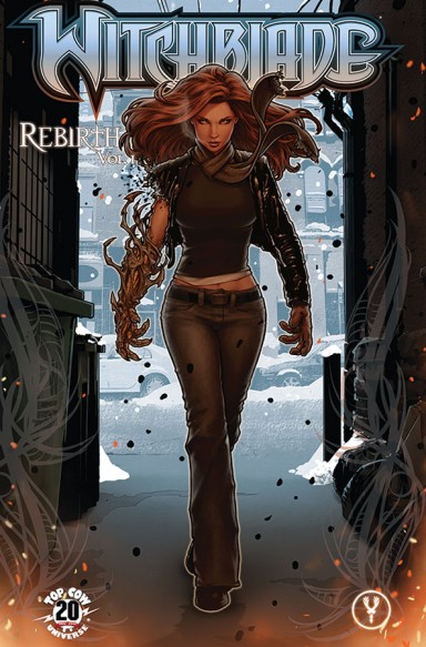 Witchblade Rebirth 4 Volume Special Edition Set