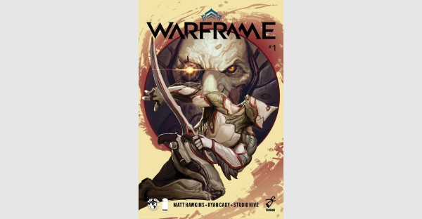 Critically acclaimed game WARFRAME invades the comics world this October