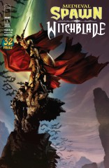 Medieval Spawn / Witchblade #1 (Of 4)