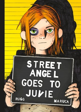 Street Angel Goes To Juvie HC