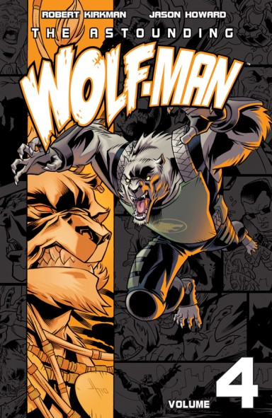 The Astounding Wolf-Man Vol. 4 TP