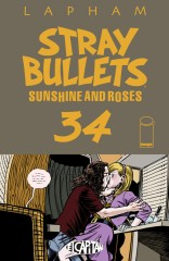 Stray Bullets: Sunshine & Roses #34
