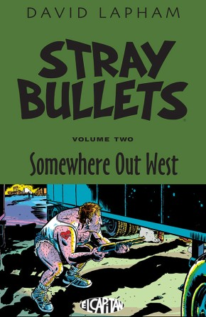 Stray Bullets, Vol. 2: Somewhere Out West TP
