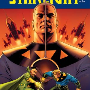 Starlight #1 cover by John Cassaday