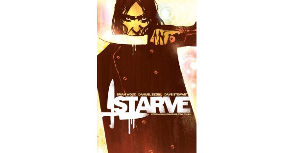STARVE, VOL. 1 serves up a taut, political examination of pop culture