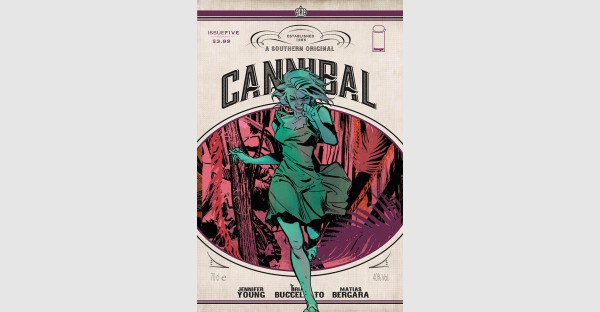 New story arc for anti-apocalypse tale CANNIBAL coming this May