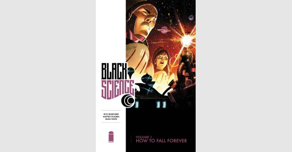 See Forever in BLACK SCIENCE by Remender and Scalera
