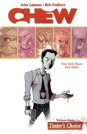 Chew, Volume 1: Taster's Choice