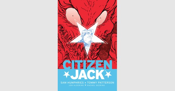 Combat political fatigue with CITIZEN JACK this August