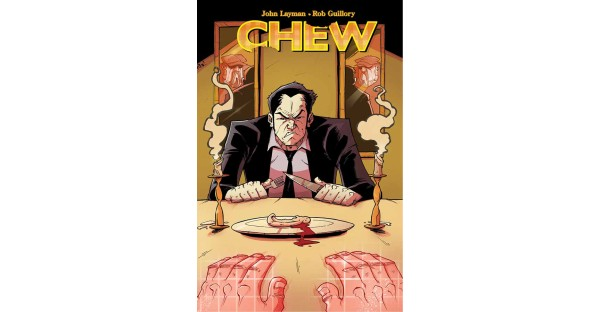 CHEW chomps down on its final chapter