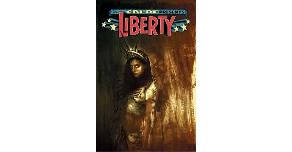 You have the right to read freely with CBLDF PRESENTS: LIBERTY TP