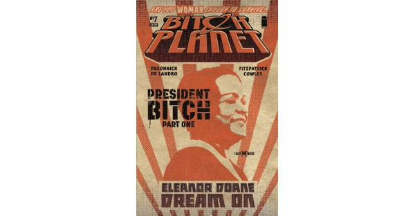 BITCH PLANET is back with a new story arc