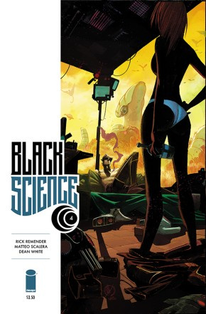 Black Science #4