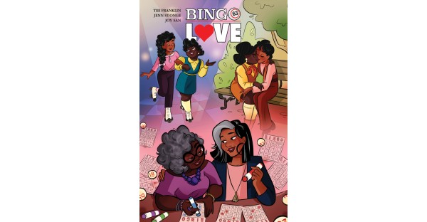 Retailers embrace BINGO LOVE, overwhelming support for LGBTQ title sends it back to print