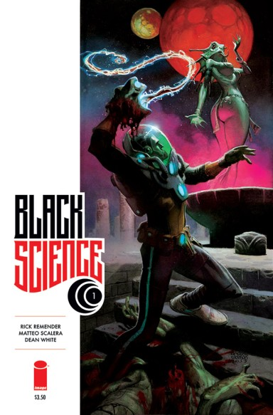Black Science #1