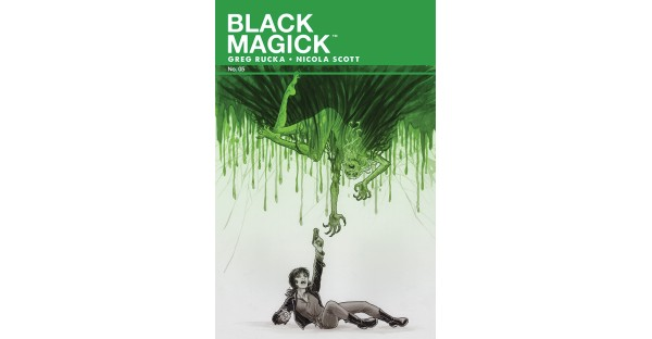 BLACK MAGICK offers a bewitching arc finale