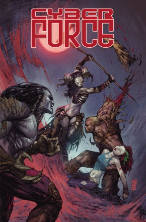 Cyber Force: Rebirth, Vol. 2 Tp