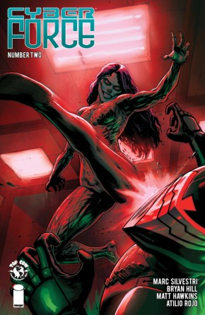 Cyber Force (2018) #2