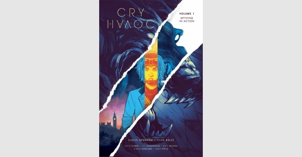 Let slip the werewolves of war in CRY HAVOC, VOLUME 1: MYTHING IN ACTION