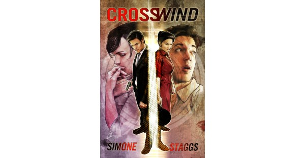 Gail Simone and Cat Staggs' CROSSWIND headed to paperback, TV