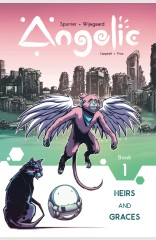 Angelic, Vol. 1: Heirs And Graces TP