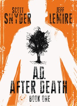 A.D.: After Death Book 1