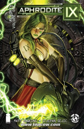 Aphrodite IX: Rebirth, Vol. 1 TP