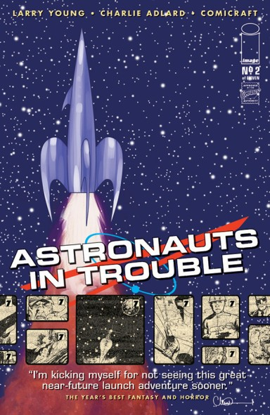 Astronauts In Trouble #2