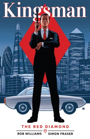 Kingsman, Vol. 2: The Red Diamond TP