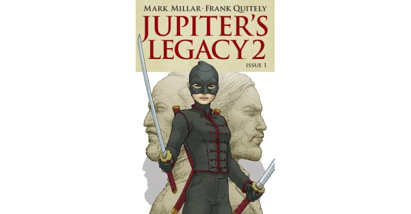 JUPITER'S LEGACY returns with all-new story