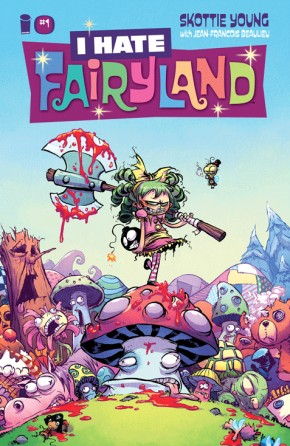 I Hate Fairyland #1