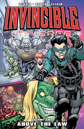 Invincible Universe, Vol. 2 TP