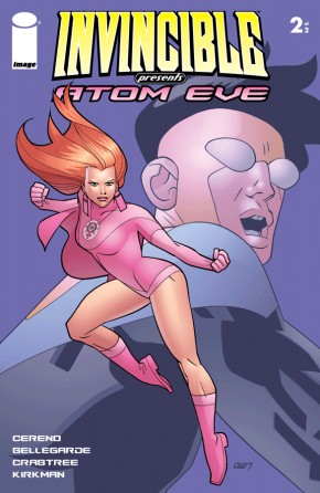 INVINCIBLE PRESENTS: ATOM EVE #2 (OF 2)