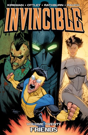 Invincible, Vol. 20: Friends TP
