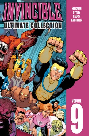 Invincible Ultimate Collection 9 HC