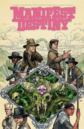 Manifest Destiny, Vol. 1 TP
