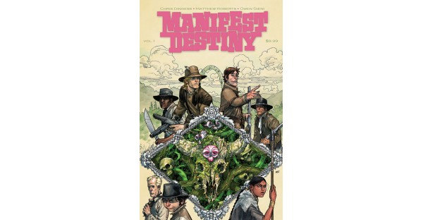 The IMAGE INTRODUCES Interview: Chris Dingess Talks MANIFEST DESTINY