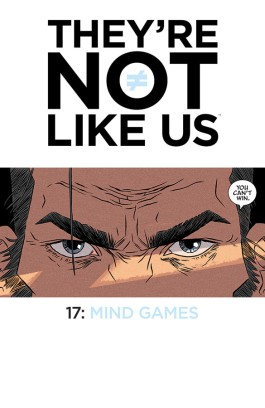 They're Not Like Us #17