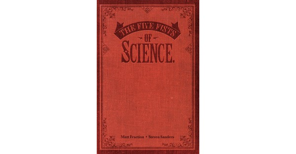 Steampunk classic FIVE FISTS OF SCIENCE back in print this September with a new paperback edition