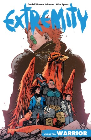 Extremity, Vol. 2: Warrior TP