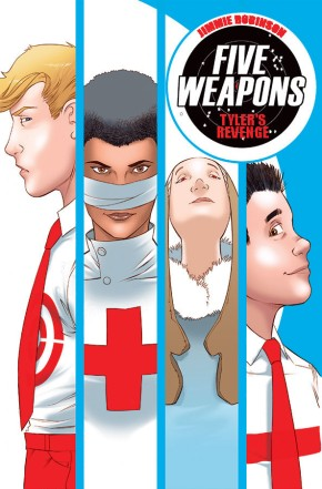 Five Weapons, Vol. 2: Tyler's Revenge TP