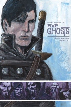 Five Ghosts Deluxe Edition, Vol. 1 HC