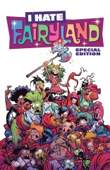 I Hate Fairyland: I Hate Image Special Edition
