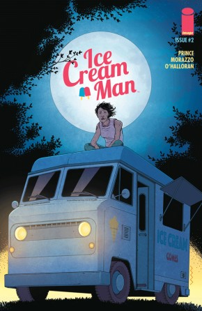 Ice Cream Man #2